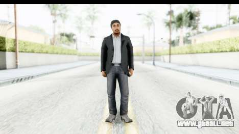 GTA 5 Mexican Gang 2 para GTA San Andreas segunda pantalla