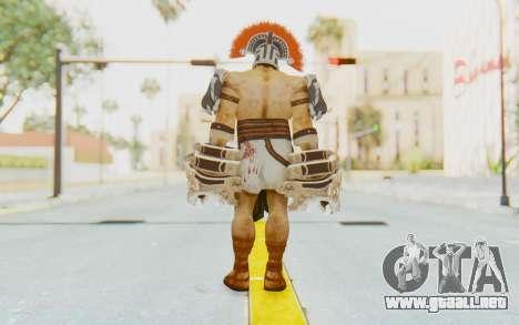 Hercules Skin v1 para GTA San Andreas tercera pantalla