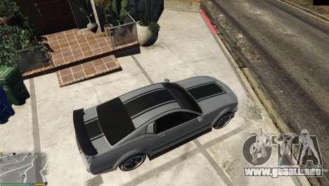 GTA 5 Cambio de personal transporte de caracteres segunda captura de pantalla
