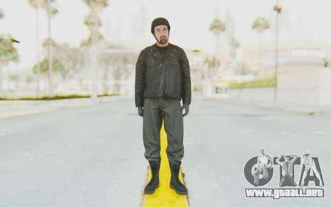 GTA 5 Lost Gang 1 para GTA San Andreas segunda pantalla