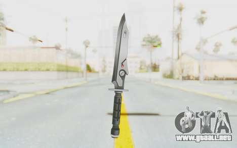 Seulbi Weapon para GTA San Andreas