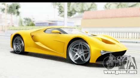 GTA 5 Vapid FMJ para GTA San Andreas