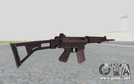 FN-FNC para GTA San Andreas tercera pantalla