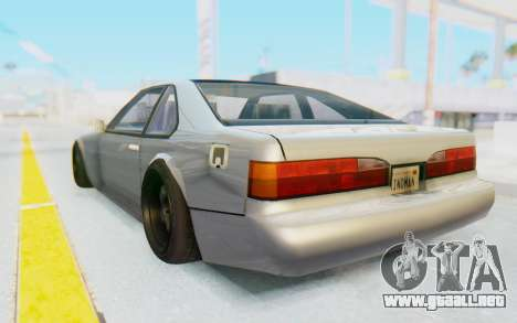 Fortune Wide Body para GTA San Andreas left