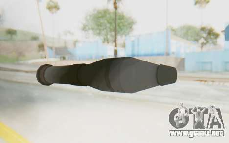 Missile from TF2 para GTA San Andreas