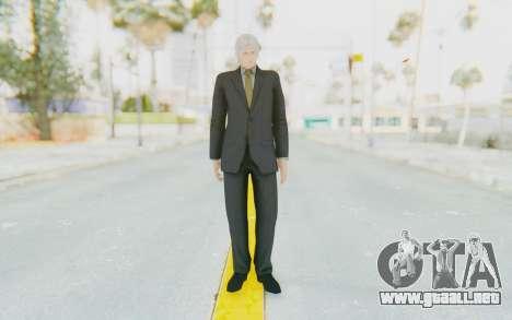 Lee Chaolan para GTA San Andreas segunda pantalla