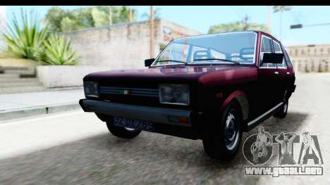 Murat 131 Kartal para la visión correcta GTA San Andreas