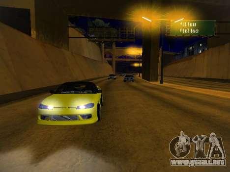 Nissan Silvia S15 para las ruedas de GTA San Andreas