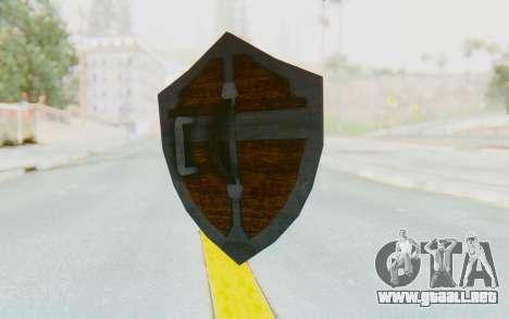 Hylian Shield HD from The Legend of Zelda para GTA San Andreas segunda pantalla