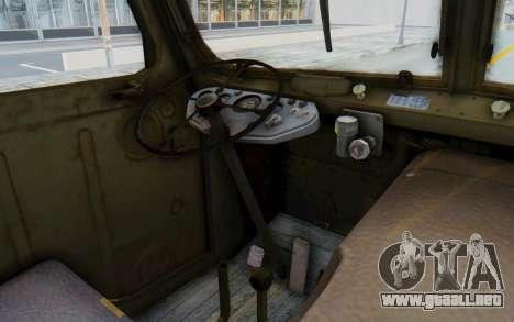 Praga V3S para visión interna GTA San Andreas