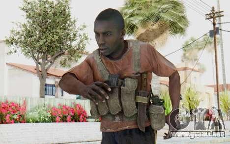 CoD MW3 Africa Militia v3 para GTA San Andreas