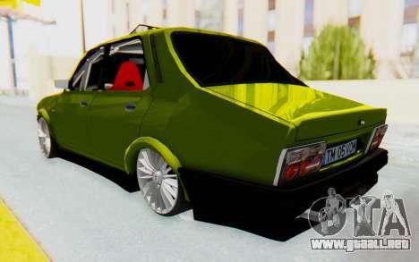Dacia 1300 4x4 para GTA San Andreas left