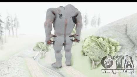 Perses para GTA San Andreas tercera pantalla