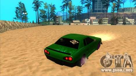 Elegy 1.3 by Mr.Phantom para GTA San Andreas left