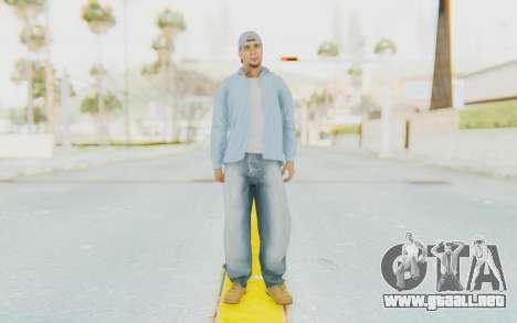GTA 5 Aztecas Gang 1 para GTA San Andreas segunda pantalla