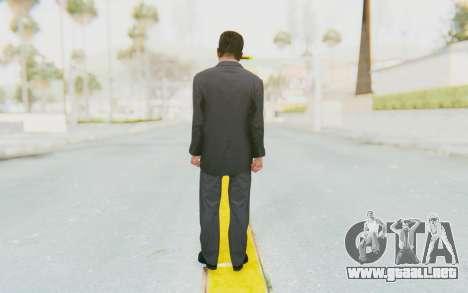 Mafia 2 - Gravina Boss Black para GTA San Andreas tercera pantalla