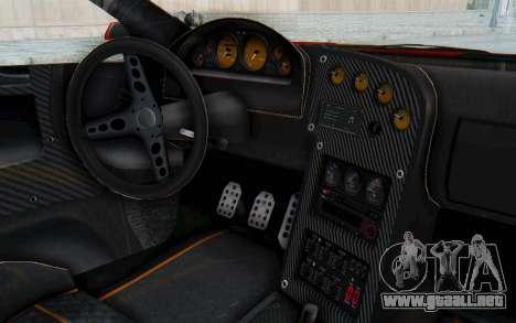 GTA 5 Pegassi Reaper IVF para la visión correcta GTA San Andreas