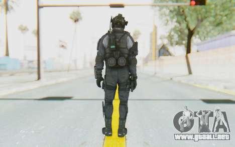 Federation Elite Assault Original para GTA San Andreas tercera pantalla