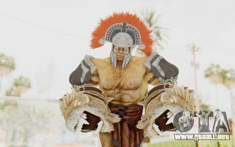 Hercules Skin v1 para GTA San Andreas
