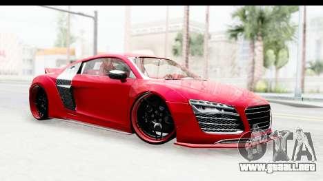 Audi R8 5.2 V10 Plus LB Walk para GTA San Andreas