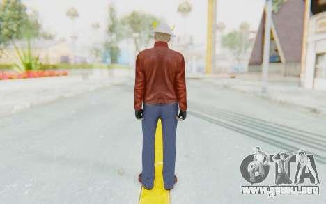 Jay Garrick (Hunter Zoolomon) para GTA San Andreas tercera pantalla
