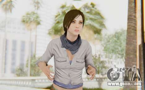 Far Cry 3 - Liza Snow para GTA San Andreas