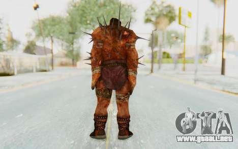 Hades v2 para GTA San Andreas tercera pantalla
