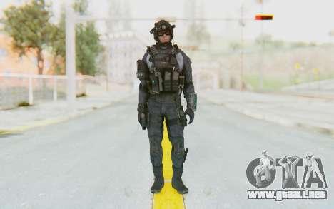 Federation Elite Assault Original para GTA San Andreas segunda pantalla