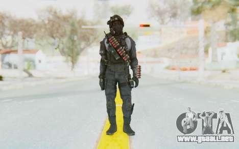 Federation Elite Shotgun Original para GTA San Andreas segunda pantalla