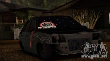 2109 Vagabundo para GTA San Andreas left
