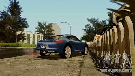 GeForce ENB para PC débil para GTA San Andreas