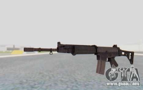 FN-FNC para GTA San Andreas segunda pantalla