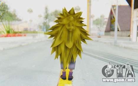 Dragon Ball Xenoverse Pan SSJ3 para GTA San Andreas tercera pantalla