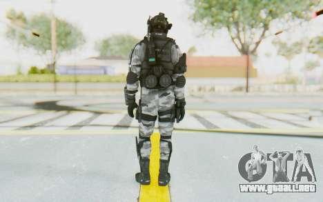 Federation Elite Assault Arctic para GTA San Andreas tercera pantalla