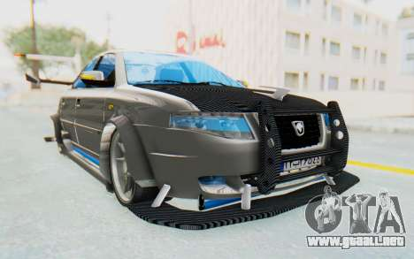Ikco Soren Full Sport para la visión correcta GTA San Andreas