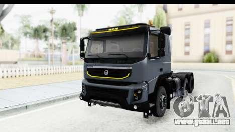 Volvo FMX Euro 5 v2.0.1 para GTA San Andreas