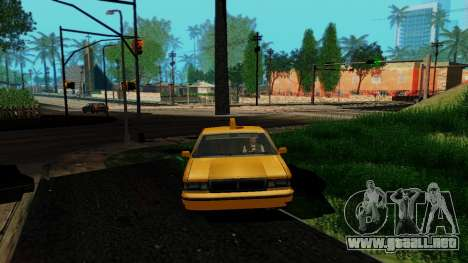 GeForce ENB para PC débil para GTA San Andreas segunda pantalla