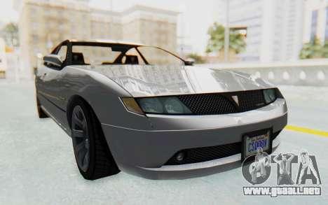 GTA 5 Imponte DF8-90 IVF para la visión correcta GTA San Andreas