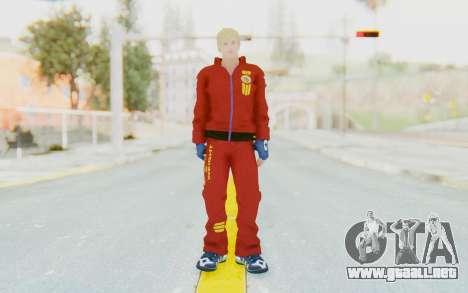 Slim Bob Skin para GTA San Andreas segunda pantalla