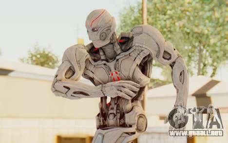 Marvel Heroes - Ultron Prime (AOU) para GTA San Andreas