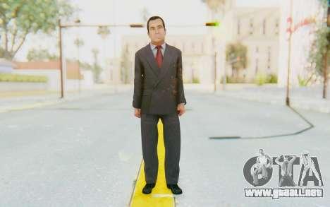 Mafia 2 - Gravina Boss Black para GTA San Andreas segunda pantalla