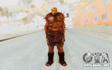Hades v2 para GTA San Andreas segunda pantalla