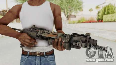 Black Ops 3 - KRM-262 para GTA San Andreas tercera pantalla