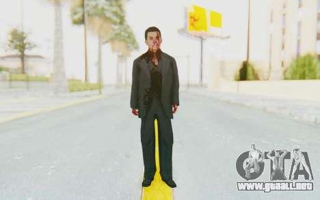 Mafia 2 - Henry Tomasino Dead para GTA San Andreas segunda pantalla