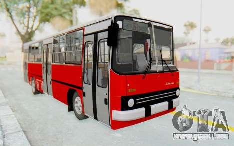 Ikarus 260 Istanbul para la visión correcta GTA San Andreas