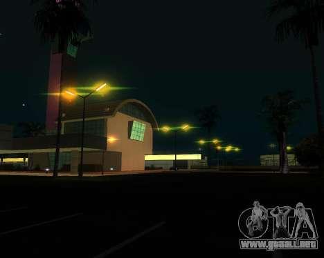 Realista ENB por medio de la PC V. 1 para GTA San Andreas séptima pantalla