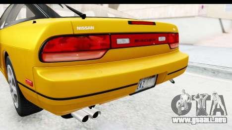 Nissan 240SX 1994 v1 para vista lateral GTA San Andreas