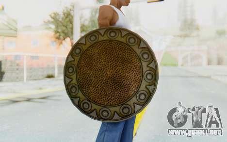 Amazonian Shield from IGAU para GTA San Andreas tercera pantalla