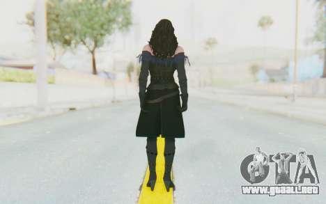 Yennefer Van Vengerberg para GTA San Andreas tercera pantalla