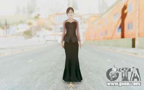 Linda Meilinda Kebaya Dark para GTA San Andreas segunda pantalla